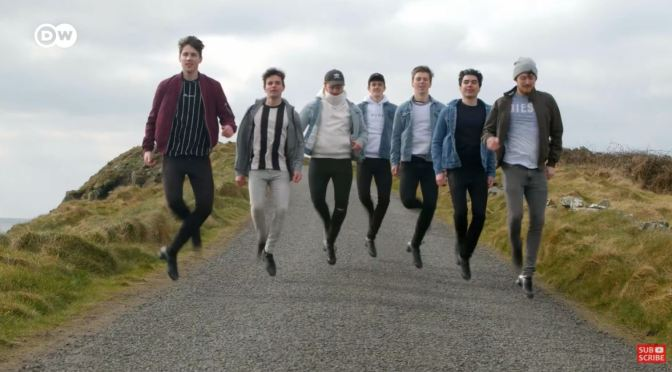 Arts Profile: 'Cairde – Irish Riverdance Group' (Video)