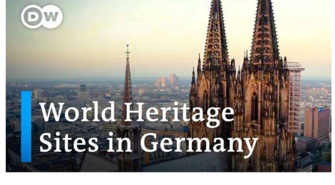 World Heritage Views: 'Landmarks In Germany'