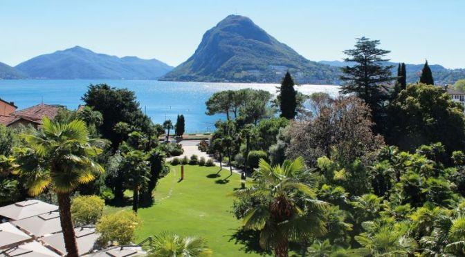 Tours: Grand Hotel Villa Castagnola, Lugano, Switzerland (Video)