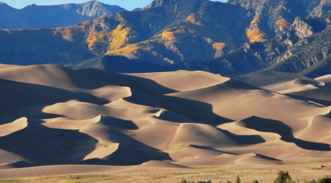 Travel & Leisure: 'Great Sand Dunes National Park – Colorado' (4K Video)
