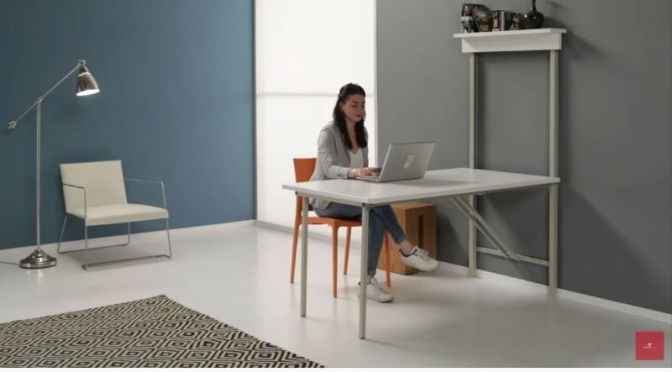Home Design: Top Space-Saving Accessories (Video)