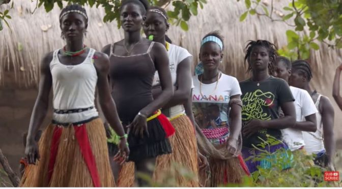 Culture: 'Guinea-Bissau – A Matriarchy Rules' (Video)