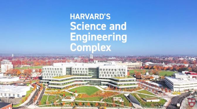Green Buildings: 'Science & Energy Complex' At Harvard (Video Tour)
