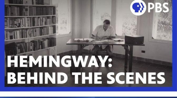 Documentaries: Behind The Scenes Of 'Hemingway'