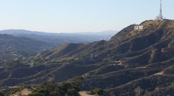 Hikes: 'Mount Hollywood & Griffith Observatory'