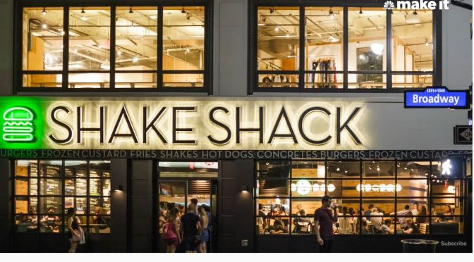 Video Profile: How Danny Meyer Built 'Shake Shack'