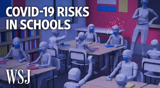 Covid-19: How Risky Are School Classrooms?