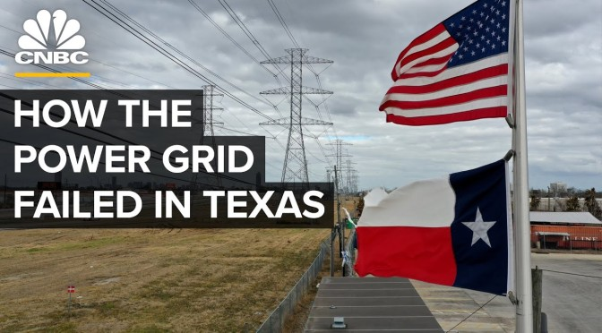 Analysis: How The Power Grid Failed In Texas (Video)