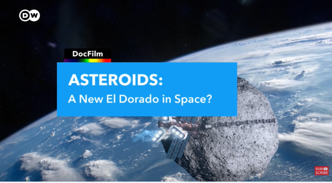 Space Ventures: Asteroids As Source Of Precious Metals & Elements (Video)