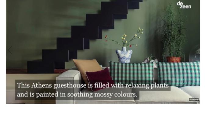 Home Design: Ten 'Calm Interior' Living Rooms