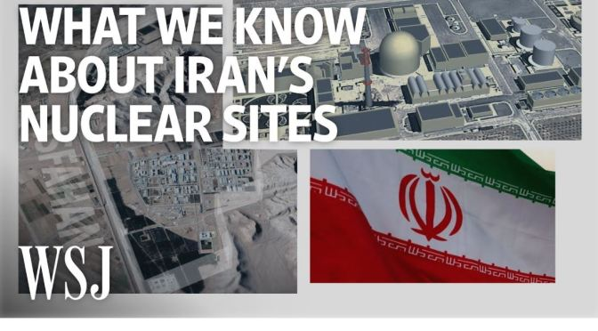 Analysis: What Is Known About Iran's Nuclear Sites