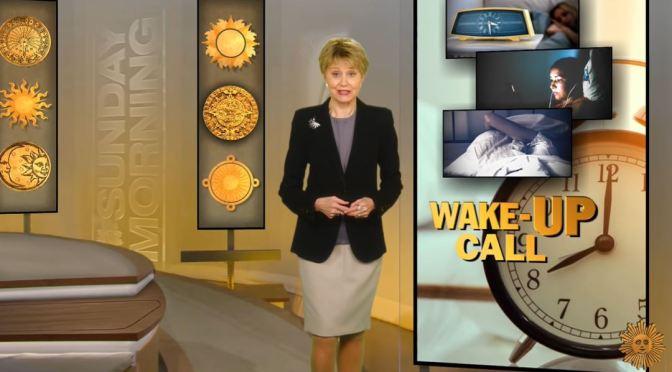 Health: 'Covid-19 And Chronic Sleep Loss' (Video)