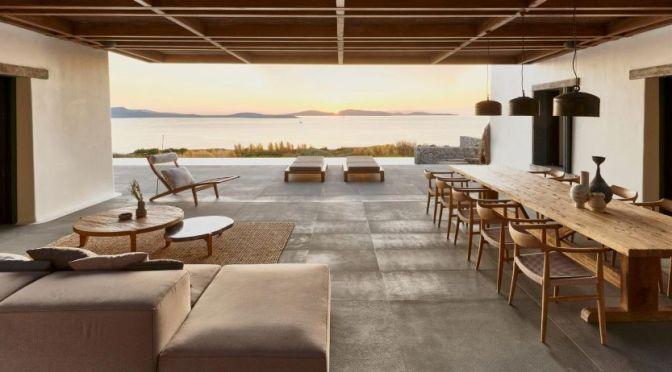 Island View: 'Villa Mandra – Mykonos Island, Greece'
