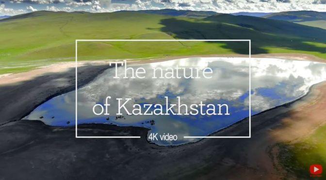 Aerial Views: 'Kazakhstan – Landscapes & Waters' (4K)