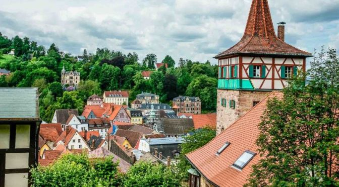 Walking Tours: 'Kulmbach – Germany' (4K Video)