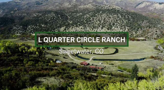 Ranch Views: 'L Quarter Circle', Gypsum, Colorado