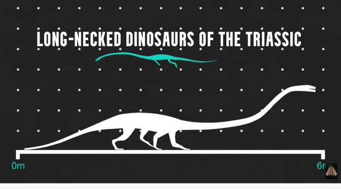 Dinosaurs: 'The Long-Necks Of The Triassic'
