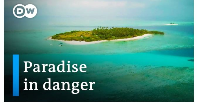 Conservation: 'Tides Of Trash' In The Maldives