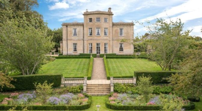 English Country Homes: 'Merfield House In Rode'