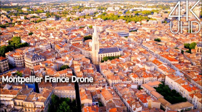 City Views: 'Montpellier – Southern France' (Video)