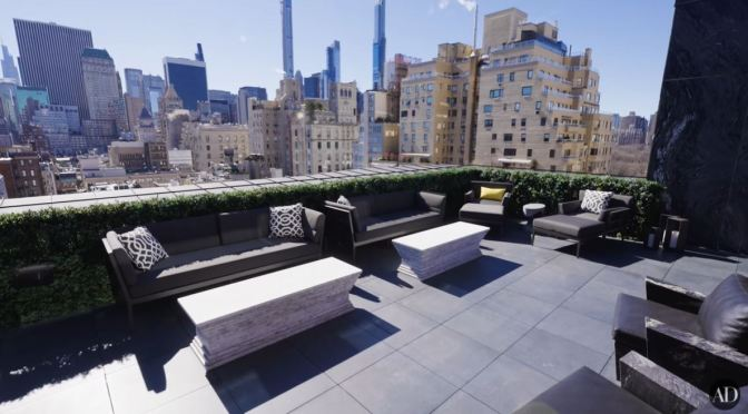 Penthouse Views: Upper East Side, Manhattan (AD)