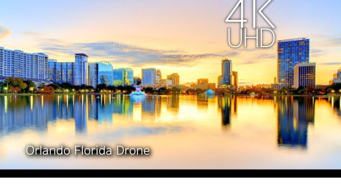 City Views: 'Orlando – Florida' (4K UHD Video)