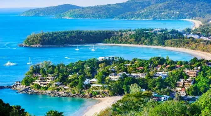 Island Views: 'Phuket – Thailand' (4K Video)