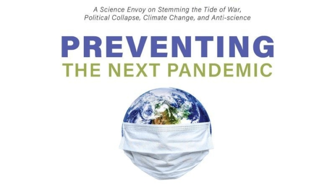 Books: Preventing the Next Pandemic: Vaccine Diplomacy in a Time of Anti-Science (Peter Hotez)