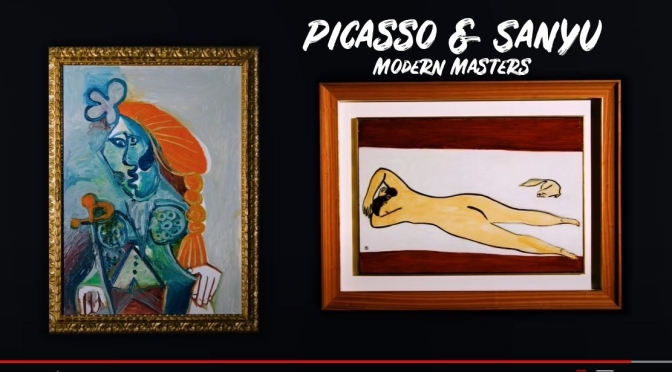 Art History: 'Picasso & Sanyu – Modern Masters'