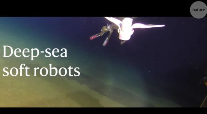 Science & Exploration: 'Deep-Sea Soft Robots'