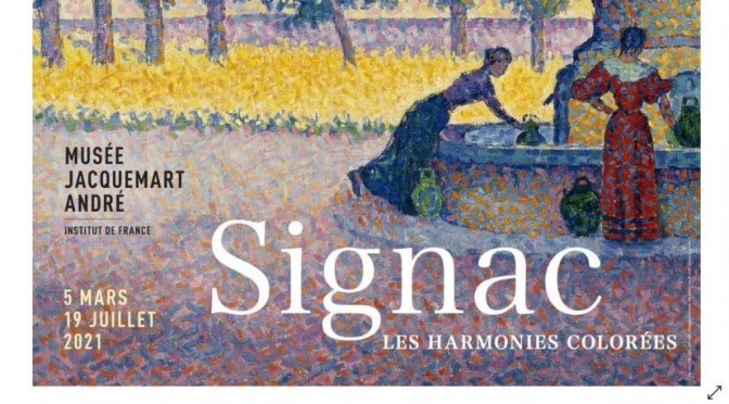 Paris Exhibitions: 'Signac – The Colored Harmonies' Musée Jacquemart-André