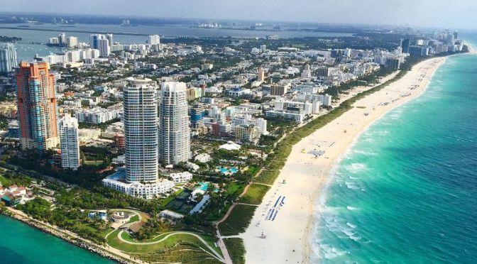 Aerial Views: 'South Beach – Miami, Florida' (4K Video)