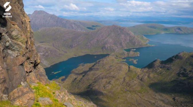Top Climbs: 'Cuillin Hills', Isle Of Skye, Scotland