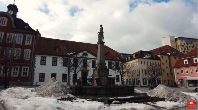 Walking Tours: 'Suhl – Germany' (4K UHD Video)