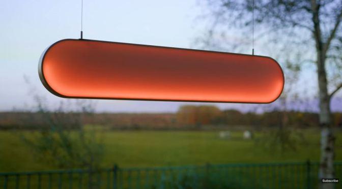 Top Innovation & Design: 'Sunne' – Indoor Window Solar Lamp (Video)