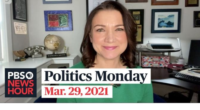 Politics Monday: Tamara Keith And Amy Walter On Gun Control Legislation