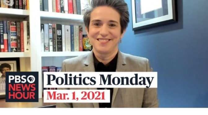 Politics Monday: Tamara Keith And Amy Walter On Trump Speech, Covid Relief