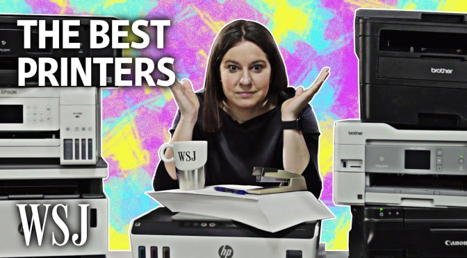 Technology: Ranking 10 Printers That Save On Ink
