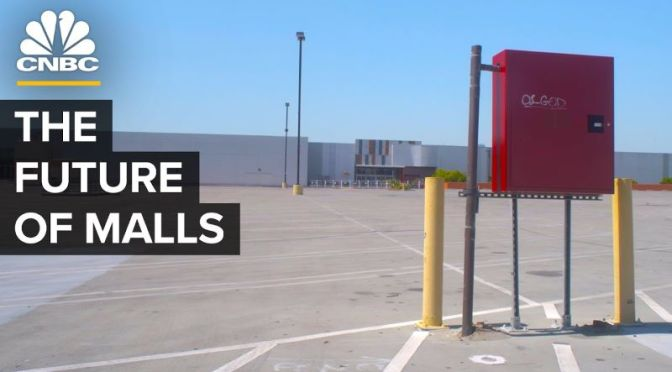 Analysis: 'Why U.S. Malls Are Disappearing' (Video)