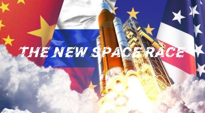 Analysis: 'A New Space Race – USA Vs China Vs Russia'
