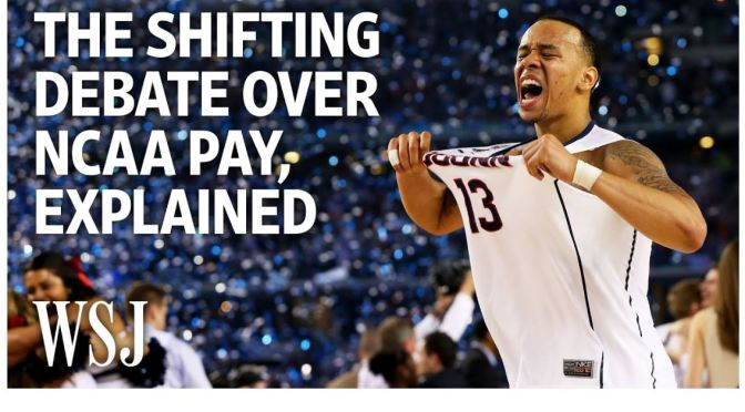 College Sports: Should NCAA Athletes Be Paid?