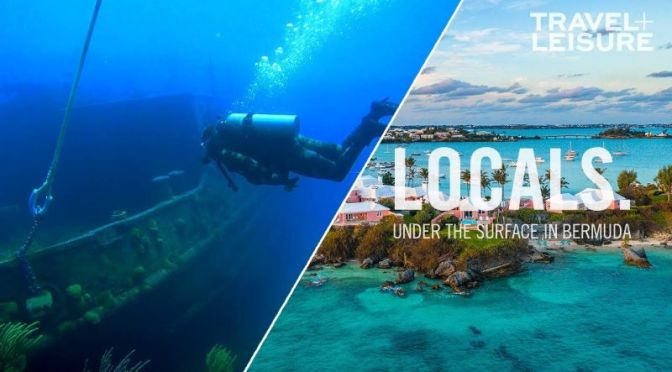 Travel Guide: Diving & Exploring In 'Bermuda'