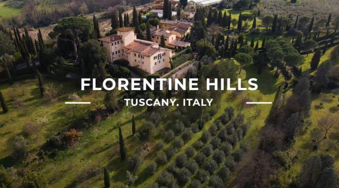 Italian Villa Tours: 'Lastra a Signa – Florence' (Video)
