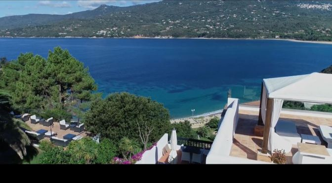 Vacation Views: 'Miramar Boutique Hotel, Corsica'