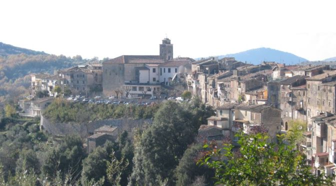 Walks: 'Collepardo In Central Italy' (Video)