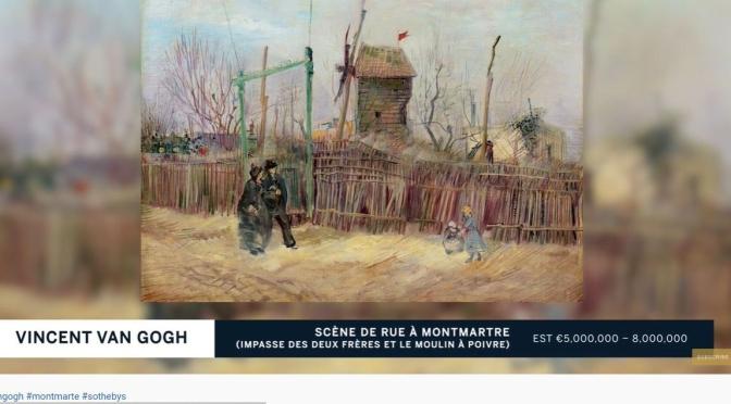 Paris Art History: Van Gogh's ' Windmills of Montmartre' (Video)