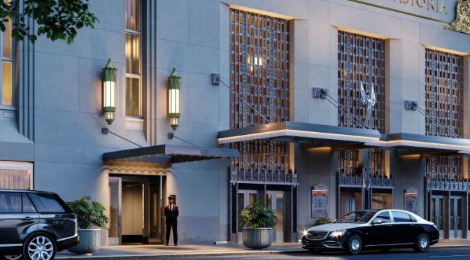 Views: 'Waldorf Astoria – Rebirth Of Art Deco'