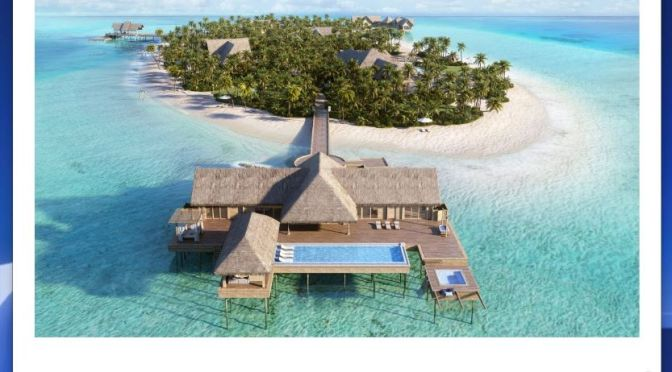 Vacation Views: 'Waldorf Astoria Resort – Maldives Ithaafushi' (Video)