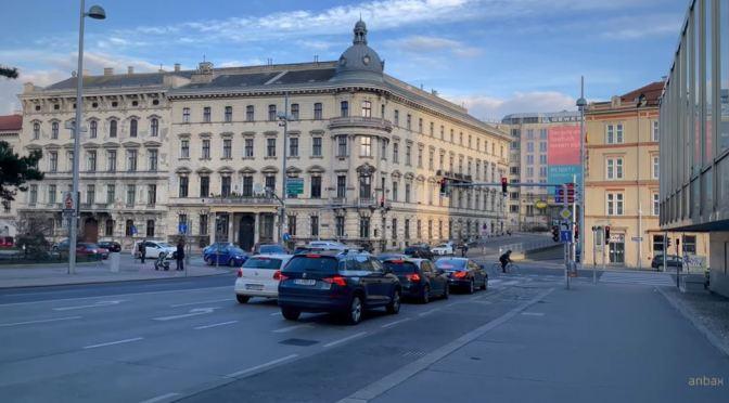Walks: 'Embassy Quarter – Vienna, Austria' (4K Video)