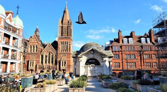 Walking Tours: 'London's Mayfair – England' (Video)
